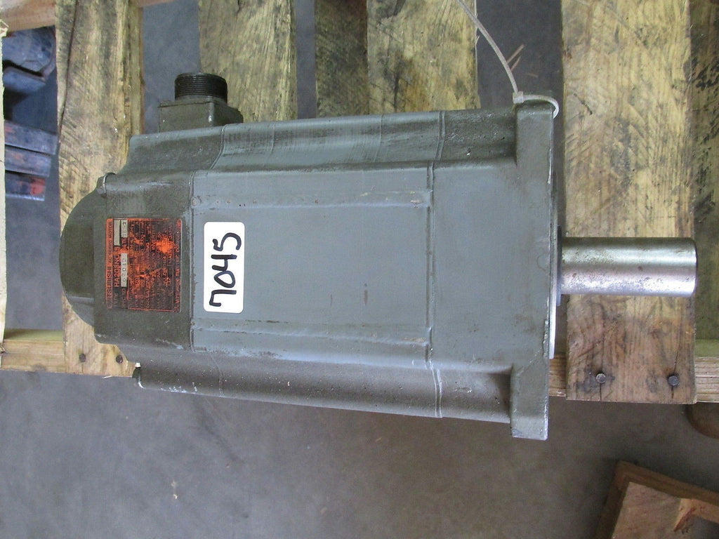 MITSUBISHI ELECTRIC MOTOR AC - 170V - 3000 RPM@ 100 HZ - HA203NC-S - IP54 - USED