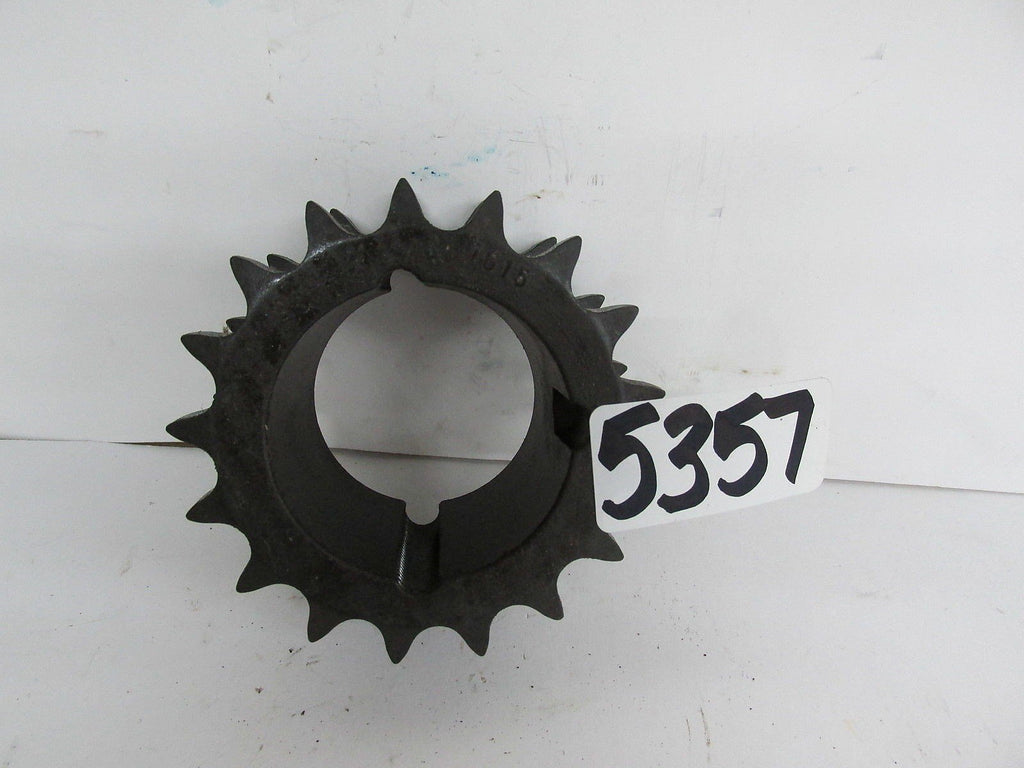 US Tsubaki Double Single Sprocket DS50ATL17H DLB SNGL TL 50 Chain 17 Teeth New