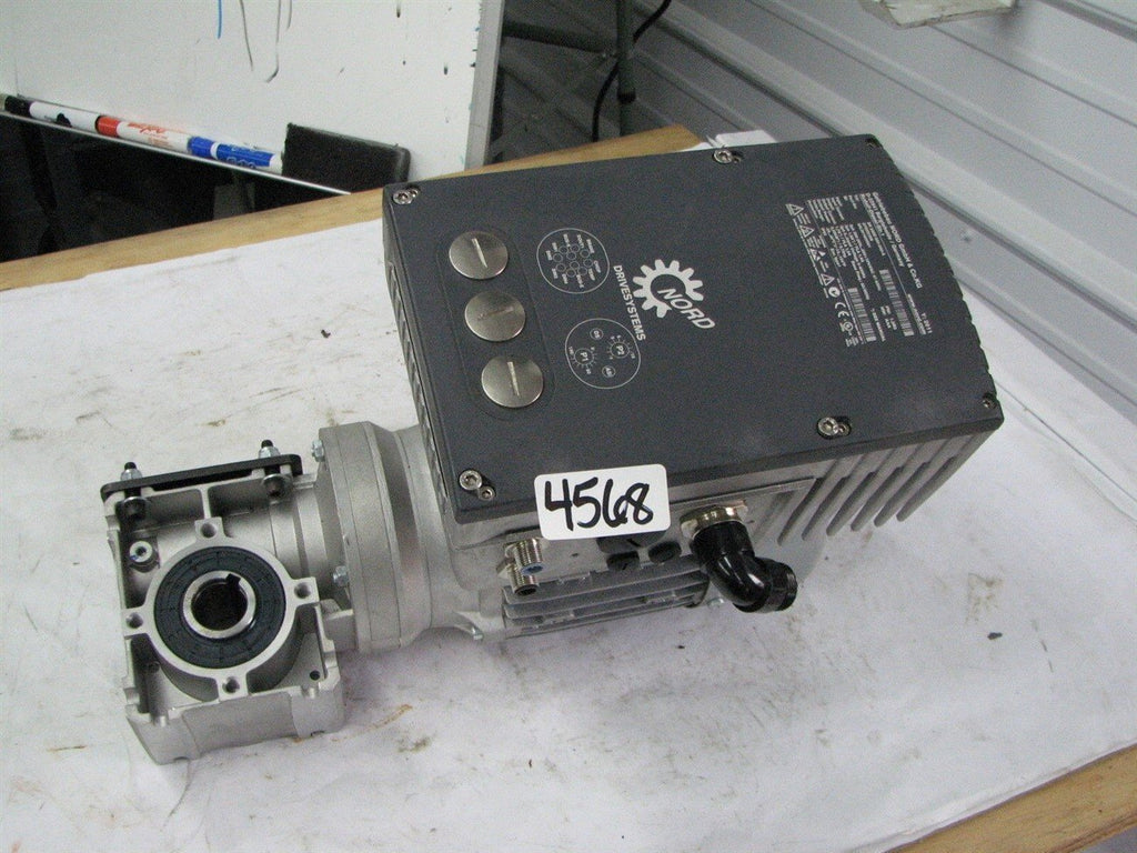 Gear Motor with Drive 71 L/4 CUS T14-S 8011393348.00 3PH SK205E-550-340-A