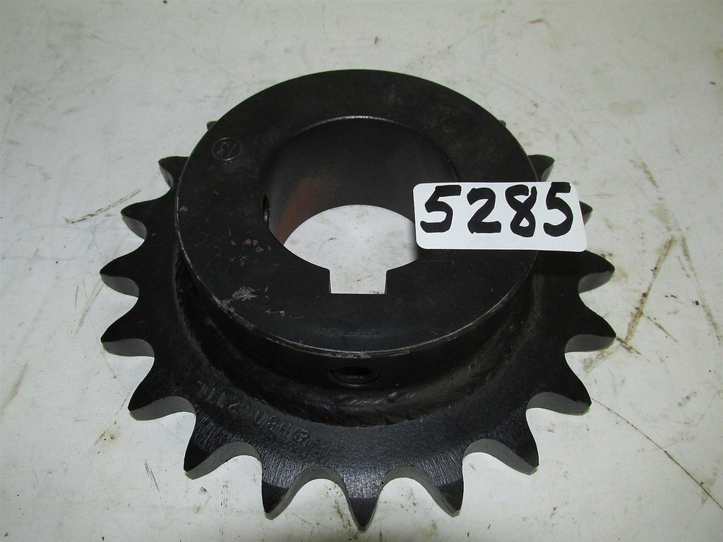 "SPROCKET  H8021  -   2 7/16""  KEYED W/ SET SCREW     NEW"