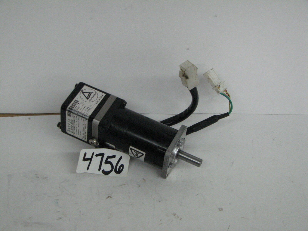 Sankyo Seiki Servo Motor 100W 3PH 2 Male Plugs 200-230VAC MC101NS302SNN24