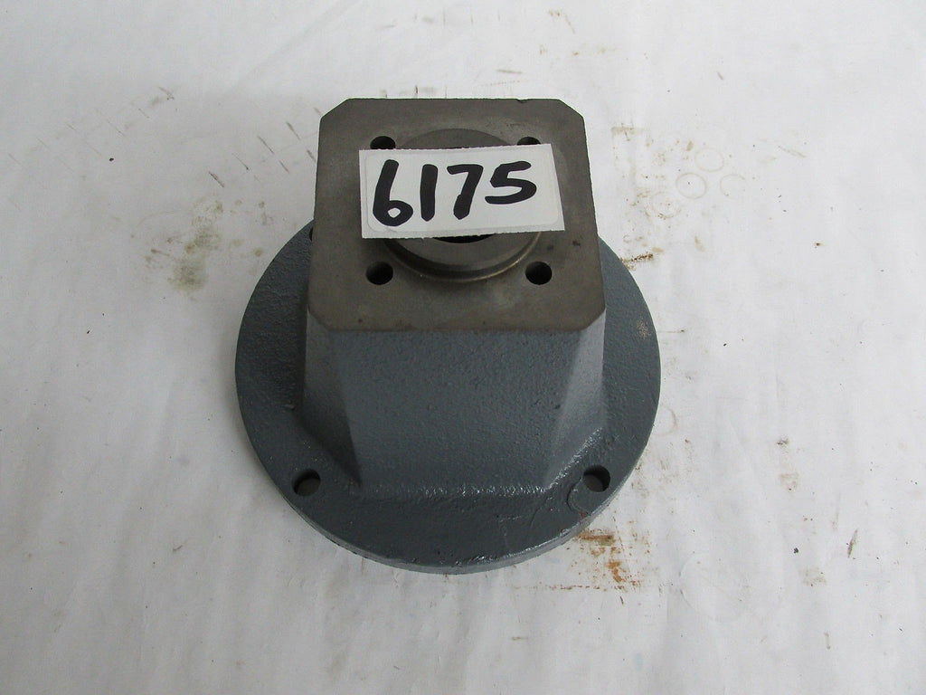 "COUPLING FLANGE FOR GEAR REDUCER - 56C DEEP - # 965862R90 - 1 3/4"" SQ W/1 13/16"""