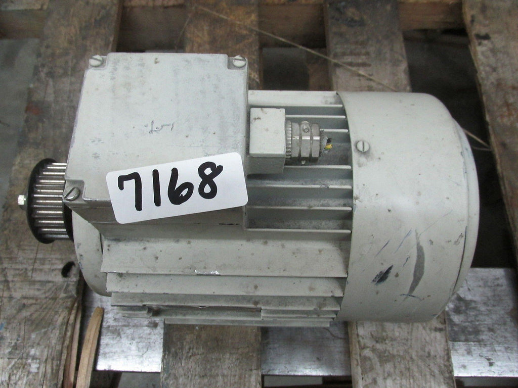 AC ELECTRICAL MOTOR,  1.1 KW, 930 RPM, 230/400/50V, 90L FR, IP55