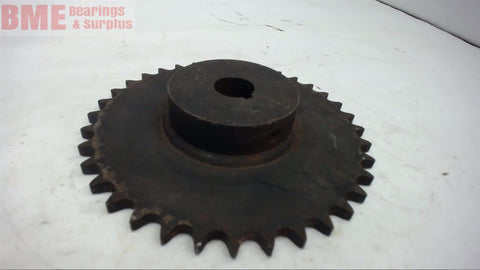 "5036 X 1 SPROCKET, 50 CHAIN, 36 TEETH, 1"" BORE"