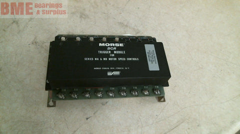 BORG WARNER MORSE SCR TRIGGER MODULE FOR MA & MB MOTOR SPEED CONTROLS