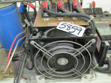 Industrial Drives Power Supply PSR1-208/100-01 100A Square D Breaker Cooling Fan