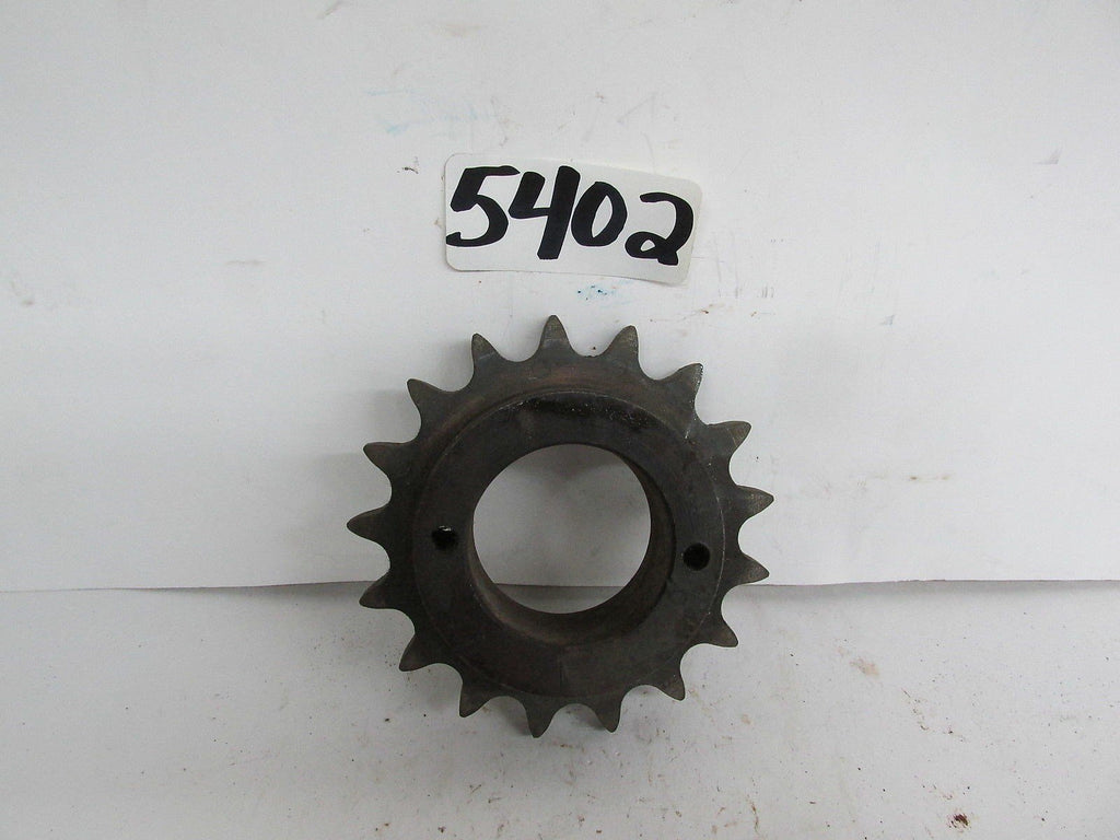 "Browning Sprocket H50H17 50 Chain 17 Teeth 1 5/8"" Stock Bore New"