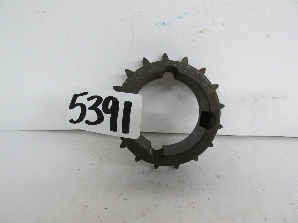 40BTL17 Sprocket 40 Chain 17 Teeth Uses 1210 Bushing (Available) New