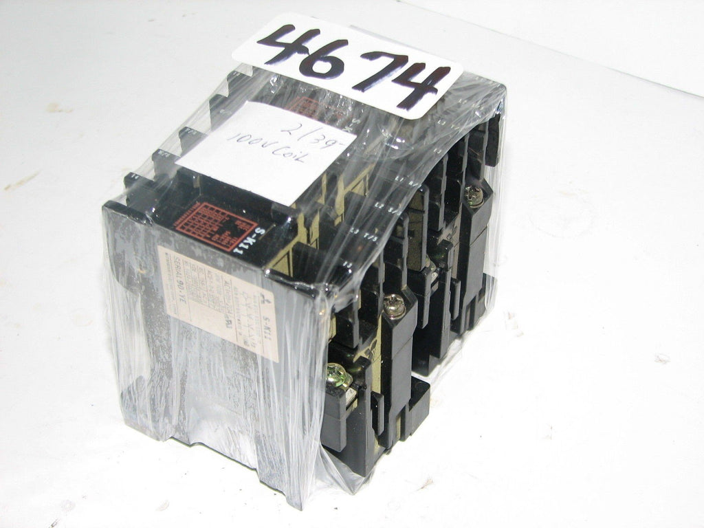 2 MOUNTING PITCH CONTACTOR S-K11 - # 91-23 , DIN RAIL MOUNTS/ SURFACE MT - 20AMP