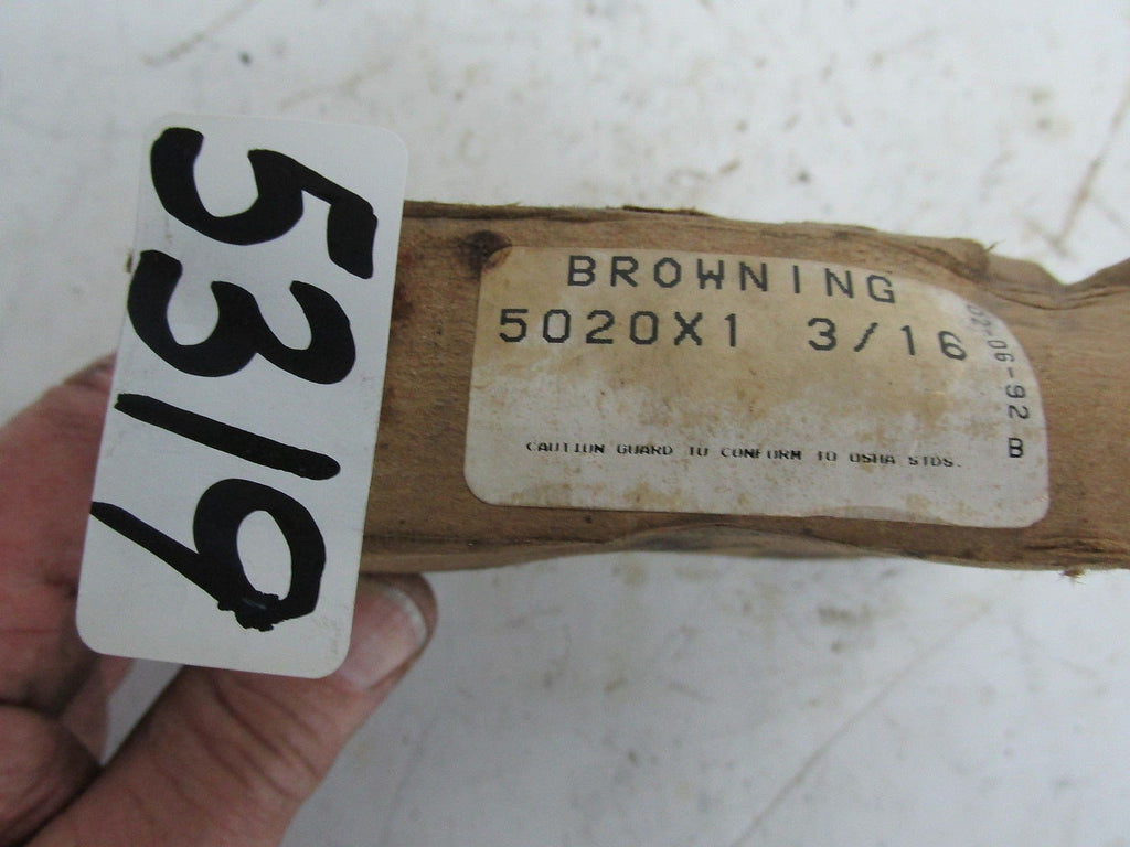 Browning Sprocket 5020X 1 3/16  -  Keyed W/Set Screw - New