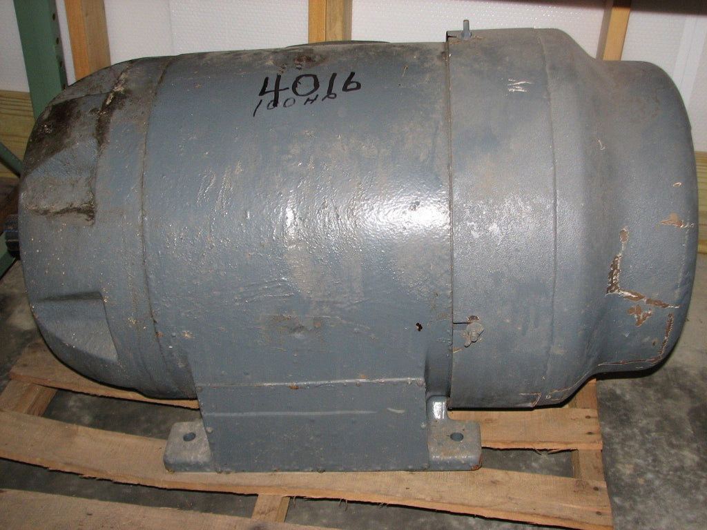 PACEMAKER/ LOUIS ALLIS MOTOR - 2 SPEED -1785/ 895 RPM - # 2N05561003 - 100/50 HP