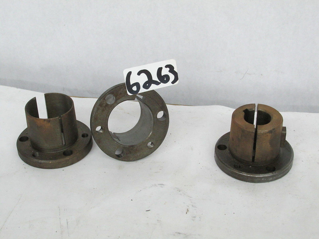 "2 Browning P1X1-3/4 Bushings AND 1 Browning P1-1"" Bushing No Bolts"