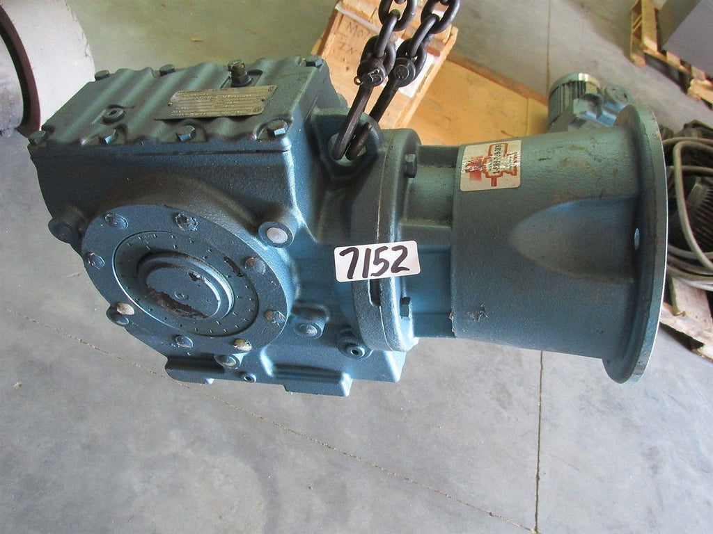Sew Eurodrive, Gear Reducer, 3890 Op Torque, Hollow Shaft,