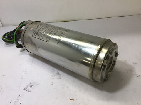 Franklin Electric 24745049004 1/2 HP 115 V 3450 RPM 2-Wire Submersible Motor