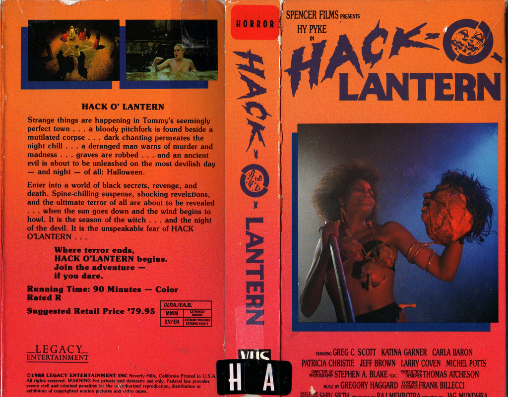 Review - Hack-O-Lantern!