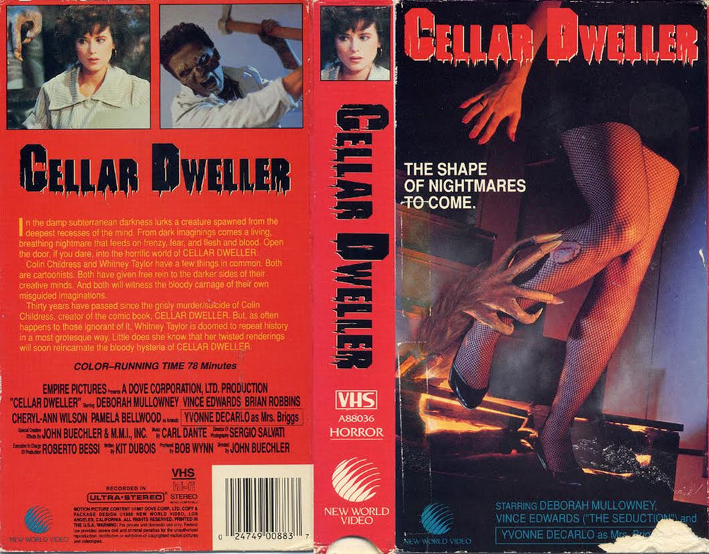 Review - Cellar Dweller!