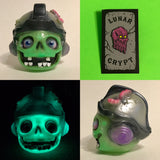 LoonieBall - Glowing Resin Toy - Limited Edition