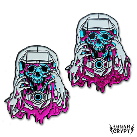Help Me! - Soft Enamel Pin - Your Choice of Styles!