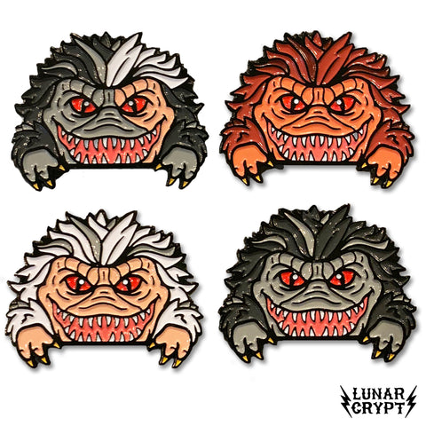 Killer Krites Pocket Ghouls - Soft Enamel Pin - Your Choice of Styles!