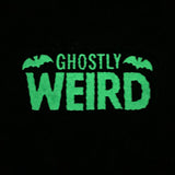Ghostly Weird - Glow Enamel Pin - Horror