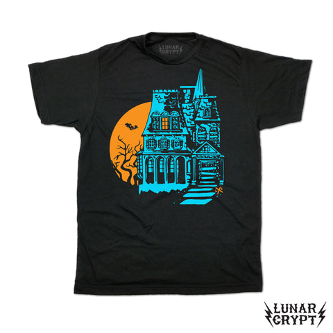 Haunted House - Unisex T-Shirt