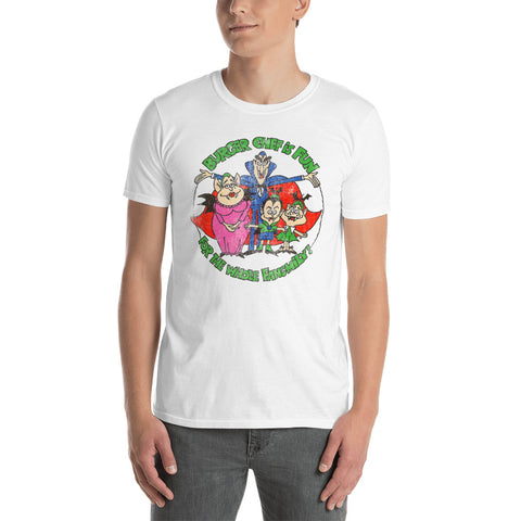 Fun for the Whole Fangmily! - Unisex T-Shirt