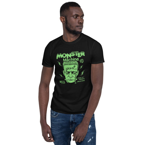 Monster Machine - Unisex Tee