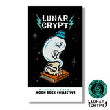 Why Bother? - Moon Rock Collective / Lunar Crypt - Hard Enamel Pin