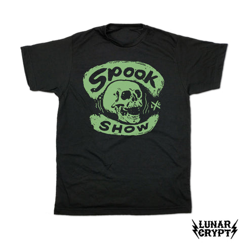 Spook Show - Black Shirt