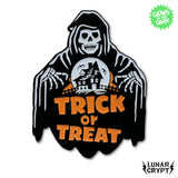 Trick Or Treat Grim Reaper - Soft Enamel Pin - Your Choice of Styles!