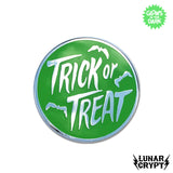 Trick Or Treat - Hard Enamel Horror Pin - Your Choice of Styles!