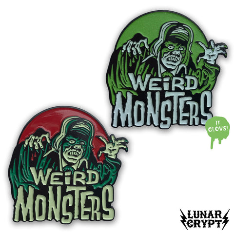 Weird Monsters - Your Choice of Styles!