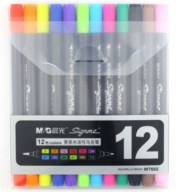 How We Found These Great (Cheap) Watercolor Markers ...