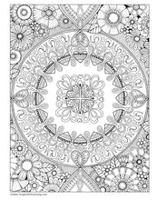 Hello Angel Mindfulness Coloring Collection - Coloring Book Zone - 3