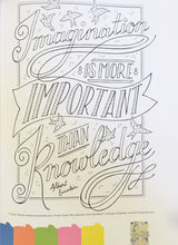 Color Me a Quote Coloring Book - Coloring Book Zone