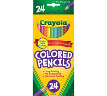 Crayola Colored Pencils - Coloring Book Zone