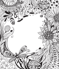 Enchanting Motifs: A Multi-Level Creative Coloring Book - Coloring Book Zone