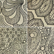 Escapes: Mosaics - Coloring Book Zone