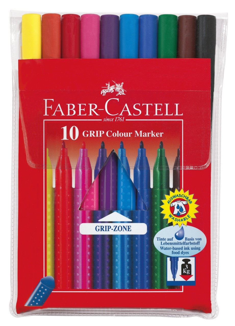 Coloring/Activity Book for Elementary Students with Dyslexia - Pack with Special Grip Markers or Pencils - Coloring Book Zone
