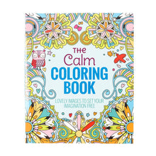 The Calm Coloring Book - Coloring Book Zone