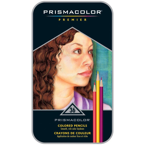 Prismacolor Premier Colored Pencils -36 Count - Coloring Book Zone - 1