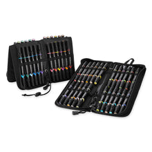 Prismacolor Premier Dual-Sided Art Markers, Fine and Brush Tip, 24 Count and Carrying Case - Coloring Book Zone