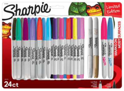 Sharpie Limited Edition, Fine & Ultra-Fine Point Markers - Coloring Book Zone