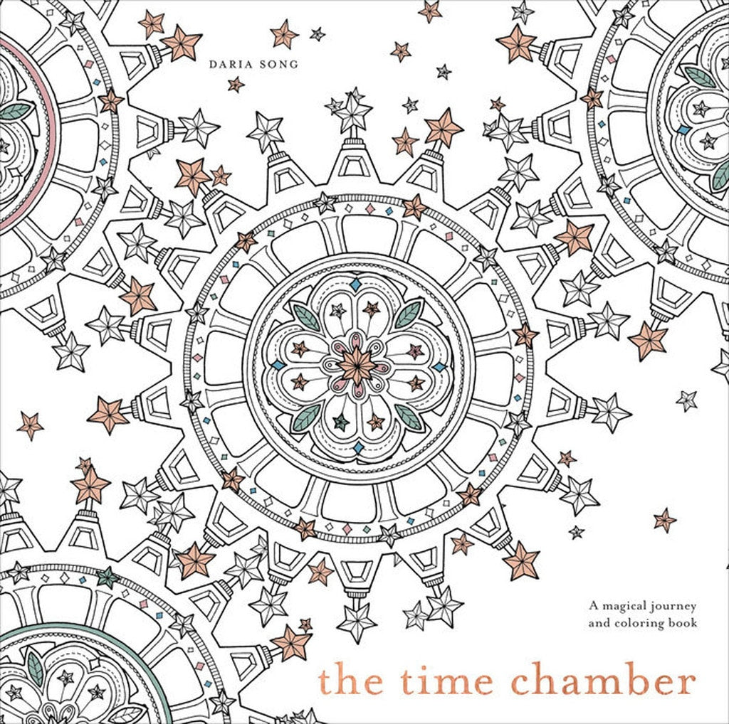 The Time Chamber A Magical Story And Coloring Book Zone