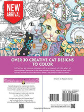 Creative Haven Creative Cats - Coloring Book Zone