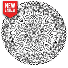 Creative Haven Magical Mandalas - Coloring Book Zone