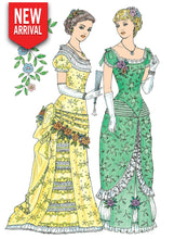 Creative Haven Victorian Gowns Coloring Book - Coloring Book Zone