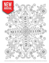 Hello Angel Beauty of Nature Expanded Design Collection for Artists & Crafters - Coloring Book Zone