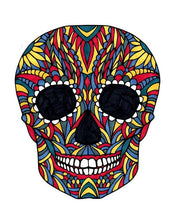 2016 Limited Edition Sugar Skulls Spooky Collection - Coloring Book Zone