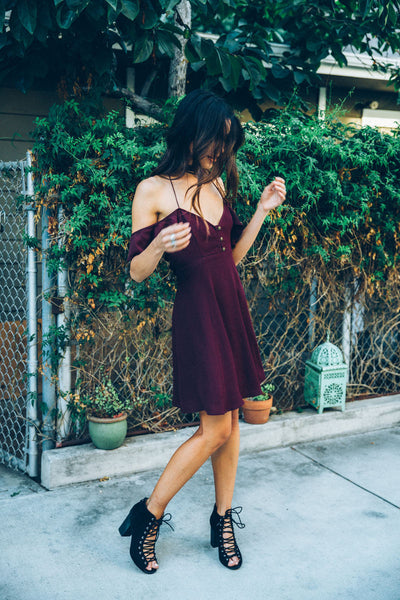 Juliet Off the Shoulder Dress
